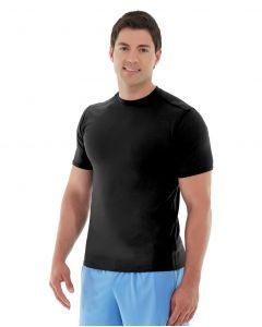 Logan  HeatTec® Tee-XL-Black